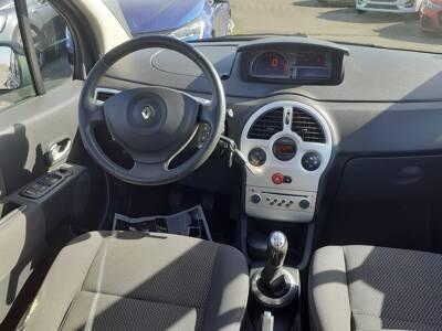 Voir la photo n°5 de la voiture d'occasion RENAULT MODUS — 1.5 dCi 90 eco2 Evian Master Euro 5
