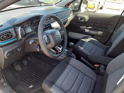 Voir la photo n°4 de la voiture 0KM CITROEN C3 — PureTech 110 S&S BVM6 Shine