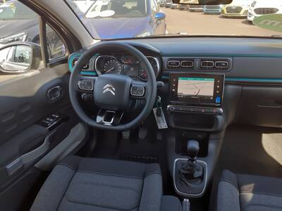Voir la photo n°5 de la voiture 0KM CITROEN C3 — PureTech 110 S&S BVM6 Shine