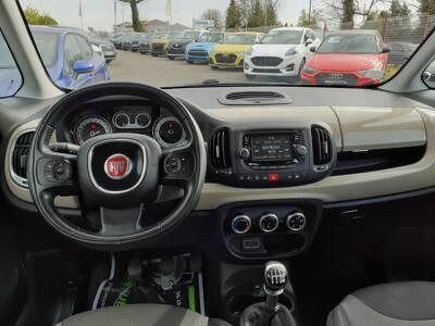Voir la photo n°5 de la voiture d'occasion FIAT 500L — 1.4 16V 95 ch Popstar