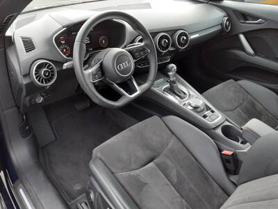 Voir la photo n°4 de la voiture d'occasion AUDI TT ROADSTER — 40 TFSI 197 S tronic 7