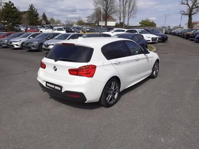 Voir la photo n°3 de la voiture d'occasion BMW SERIE 1 F20 LCI2 — 114d 95 ch M Sport