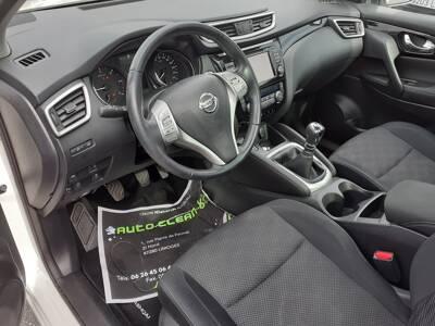 Voir la photo n°4 de la voiture d'occasion NISSAN QASHQAI — 1.6 dCi 130 Stop/Start Connect Edition