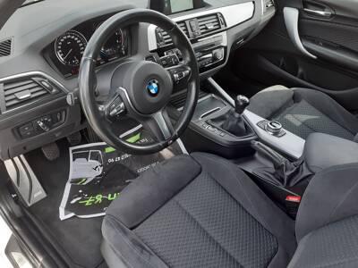 Voir la photo n°4 de la voiture d'occasion BMW SERIE 1 F20 LCI2 — 114d 95 ch M Sport
