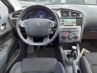 Voir la photo n°5 de la voiture d'occasion CITROEN C4 — BlueHDi 100 BVM Millenium