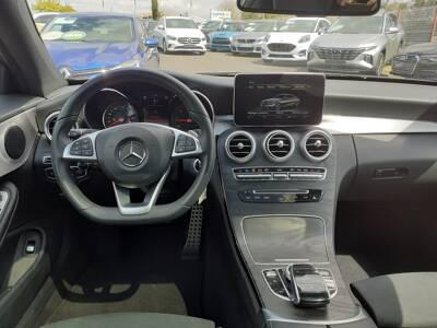 Voir la photo n°5 de la voiture d'occasion MERCEDES CLASSE C COUPE — 220 d 9G-Tronic Fascination