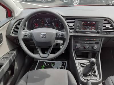 Voir la photo n°5 de la voiture d'occasion SEAT LEON — 1.6 TDI 115 Start/Stop Reference