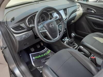 Voir la photo n°4 de la voiture d'occasion OPEL MOKKA X — 1.4 Turbo - 140 ch 4x2 Color Edition