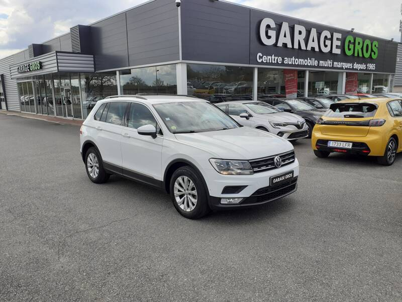 Voir la photo n°1 de la voiture d'occasion VOLKSWAGEN TIGUAN BUSINESS — 2.0 TDI 115 BMT Confortline Business