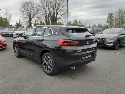 Voir la photo n°2 de la voiture d'occasion BMW X2 F39 — sDrive 18d 150 ch BVA8 Lounge