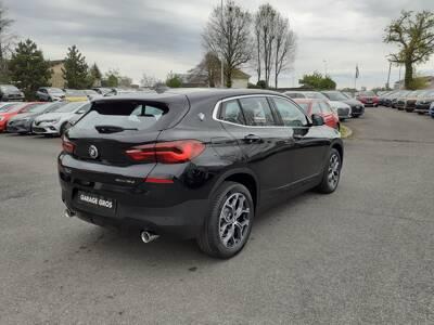 Voir la photo n°3 de la voiture d'occasion BMW X2 F39 — sDrive 18d 150 ch BVA8 Lounge