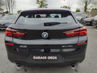 Voir la photo n°4 de la voiture d'occasion BMW X2 F39 — sDrive 18d 150 ch BVA8 Lounge