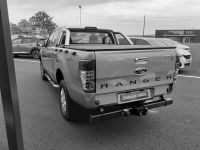 Voir la photo n°2 de la voiture d'occasion FORD RANGER SUPER CABINE — 2.2 TDCi 150 4X4 XLT SPORT