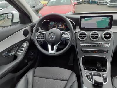 Voir la photo n°5 de la voiture d'occasion MERCEDES CLASSE C — 200 d 9G-Tronic AMG Line