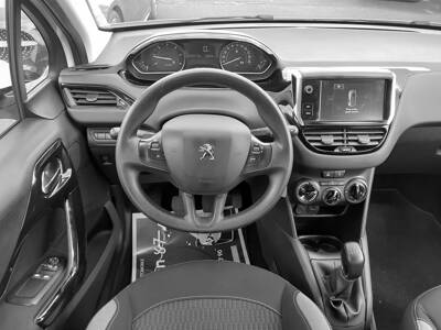 Voir la photo n°5 de la voiture d'occasion PEUGEOT 208 — 1.6 BlueHDi 75ch BVM5 Active