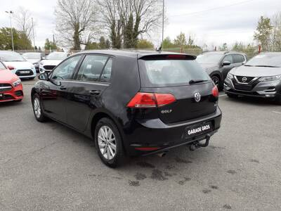 Voir la photo n°2 de la voiture d'occasion VOLKSWAGEN GOLF — 1.6 TDI 110 BlueMotion Technology FAP Trendline
