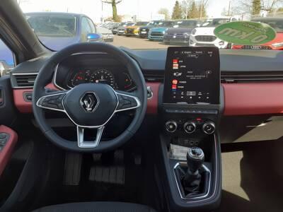 Voir la photo n°5 de la voiture 0KM RENAULT CLIO V — TCe 90 Intens