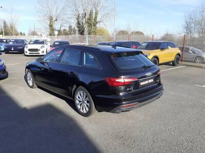Voir la photo n°2 de la voiture d'occasion AUDI A4 AVANT — 35 TDI 163 S tronic 7 Design