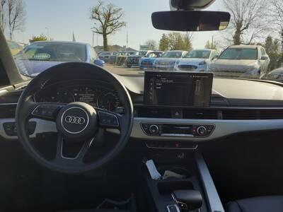 Voir la photo n°5 de la voiture d'occasion AUDI A4 AVANT — 40 TDI 190 S tronic 7 Design