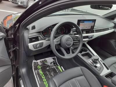 Voir la photo n°4 de la voiture d'occasion AUDI A4 AVANT — 35 TDI 163 S tronic 7 Design