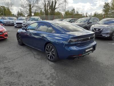 Voir la photo n°2 de la voiture d'occasion PEUGEOT 508 — BlueHDi 160 ch S&S EAT8 GT Line