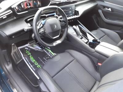 Voir la photo n°4 de la voiture d'occasion PEUGEOT 508 — BlueHDi 160 ch S&S EAT8 GT Line