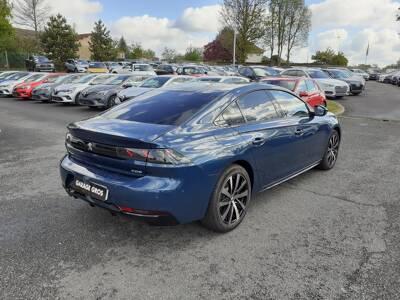 Voir la photo n°3 de la voiture d'occasion PEUGEOT 508 — BlueHDi 160 ch S&S EAT8 GT Line