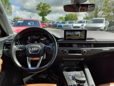 Voir la photo n°5 de la voiture d'occasion AUDI A4 AVANT — V6 3.0 TDI 272  Tiptronic 8 Quattro Design