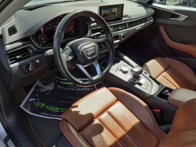 Voir la photo n°4 de la voiture d'occasion AUDI A4 AVANT — V6 3.0 TDI 272  Tiptronic 8 Quattro Design