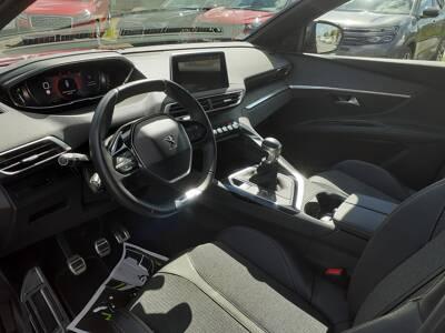 Voir la photo n°4 de la voiture d'occasion PEUGEOT 3008 — 1.2 Puretech 130ch S&S BVM6 GT Line