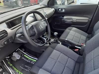 Voir la photo n°4 de la voiture d'occasion CITROEN C4 CACTUS — PureTech 110 S&S BVM6 Shine