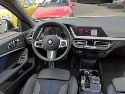 Voir la photo n°5 de la voiture d'occasion BMW SERIE 1 F40 — 118i 140 ch DKG7 M Sport