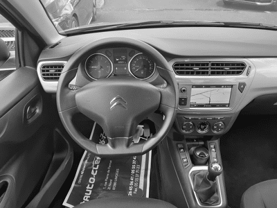 Voir la photo n°5 de la voiture d'occasion CITROEN C-ELYSEE — PureTech 82 Live