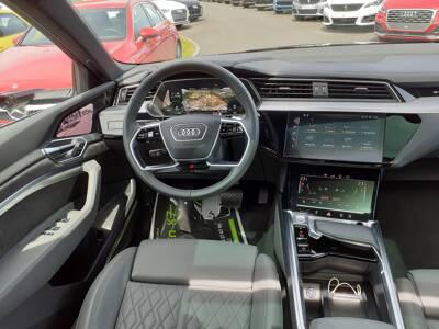 Voir la photo n°5 de la voiture d'occasion AUDI E-TRON SPORTBACK — 50 quattro 313 ch S line