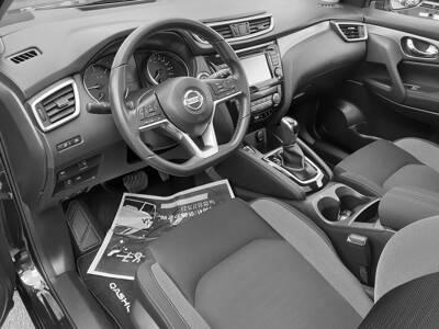 Voir la photo n°4 de la voiture d'occasion NISSAN QASHQAI — 1.6 dCi 130 Xtronic N-Connecta