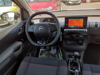 Voir la photo n°5 de la voiture d'occasion CITROEN C4 CACTUS — BlueHDi 100 S&S BVM6 Live