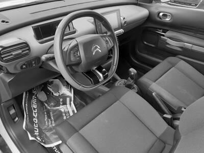 Voir la photo n°4 de la voiture d'occasion CITROEN C4 CACTUS — BlueHDi 100 BVM Feel