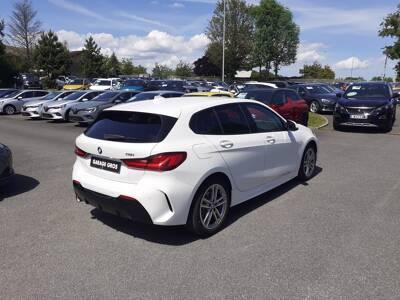Voir la photo n°3 de la voiture d'occasion BMW SERIE 1 F40 — 118i 140 ch DKG7 M Sport