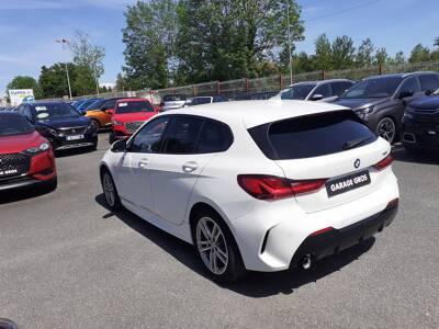 Voir la photo n°2 de la voiture d'occasion BMW SERIE 1 F40 — 118i 140 ch DKG7 M Sport