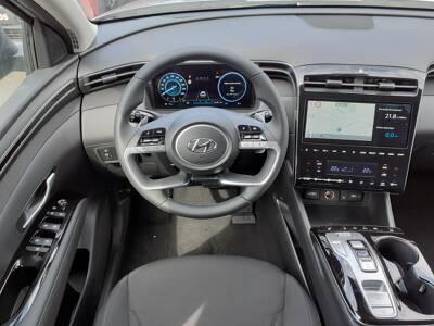 Voir la photo n°5 de la voiture 0KM HYUNDAI TUCSON — 1.6 T-GDI 230 Hybrid BVA6 Creative