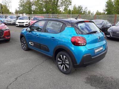 Voir la photo n°2 de la voiture 0KM CITROEN C3 — BlueHDi 100 S&S BVM6 Shine