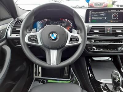 Voir la photo n°5 de la voiture d'occasion BMW X3 G01 — xDrive20d 190ch BVA8 M Sport