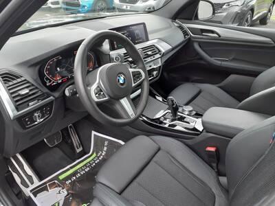 Voir la photo n°4 de la voiture d'occasion BMW X3 G01 — xDrive20d 190ch BVA8 M Sport
