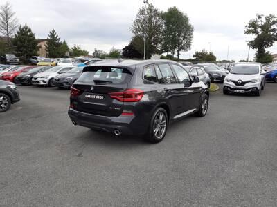 Voir la photo n°3 de la voiture d'occasion BMW X3 G01 — xDrive20d 190ch BVA8 M Sport
