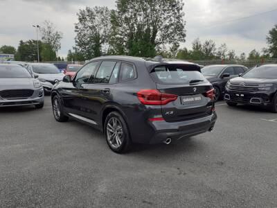 Voir la photo n°2 de la voiture d'occasion BMW X3 G01 — xDrive20d 190ch BVA8 M Sport