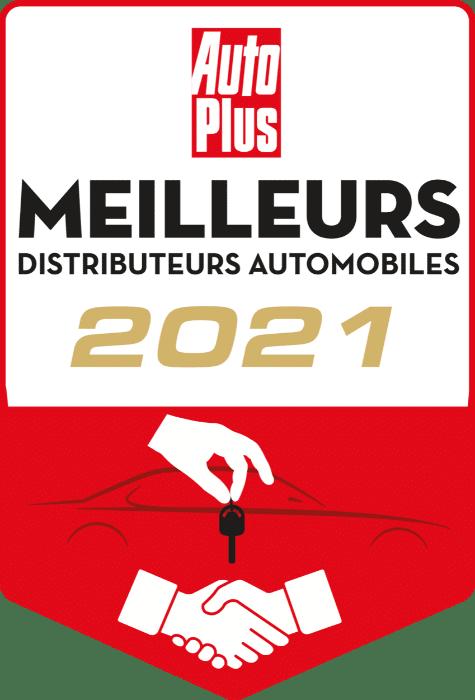 Logo Garage Gros, Meilleur distributeur de France 2021 Auto PLus